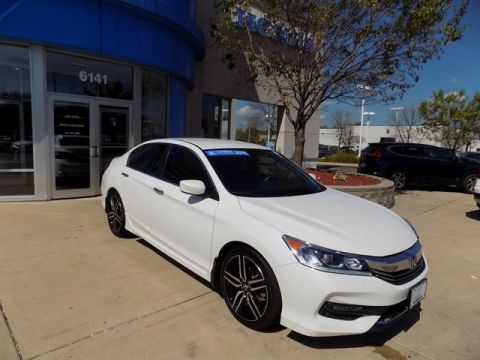 Certified Pre Owned 2016 Honda Accord Sport 2.4T