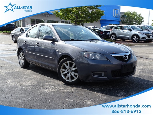Pre Owned 2007 Mazda3 I Touring Fwd 4d Sedan